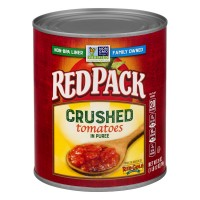 Redpack Tomatoes Crushed In Puree