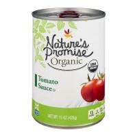 Nature's Promise Organic Tomato Sauce