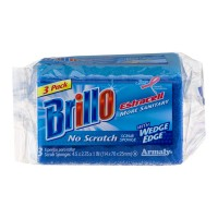 Brillo Estracell No Scratch Scrub Sponge