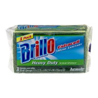 Brillo Estracell Scrub Sponge Heavy Duty