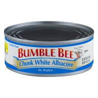 Bumble Bee Tuna Chunk White Albacore in Water
