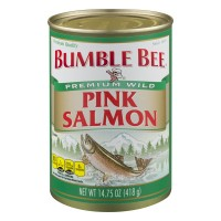 Bumble Bee Salmon Pink Wild