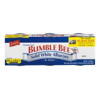 Bumble Bee Premium Solid White Albacore Tuna in Water - 3 pk