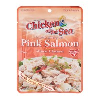 Chicken of the Sea Pink Salmon Boneless Skinless