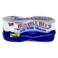 Bumble Bee Solid White Albacore Tuna in Water - 4 pk