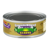 Genova Tonno Solid White Tuna in Olive Oil