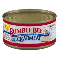 Bumble Bee Crab Meat White Fancy