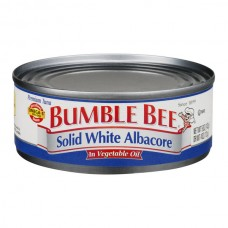 Bumble Bee Solid White Albacore Tuna in Oil