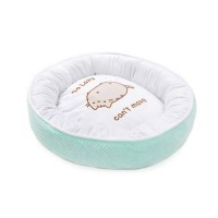 "Pusheen Plush Cat Bed, 20"" L x 20"" W"