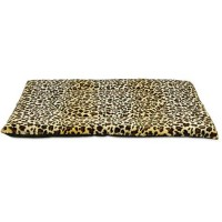 "Harmony Cozy Cat Mat in Cheetah, 18"" L x 18"" W"