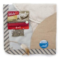 "Petlinks Knead & Seek 3 in 1 Mat, 0.5"" x 18"" x 18"""