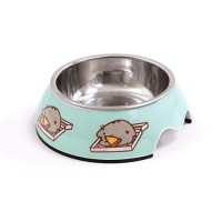 Pusheen French Fries Ceramic Bowl for Cat, 3 Cups