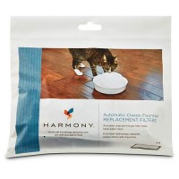 Harmony Automatic Cat Water Fountain Charcoal Replacement Filters, 3 ct.