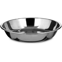 Bowlmates Stainless Steel Cat Bowl Insert, Medium