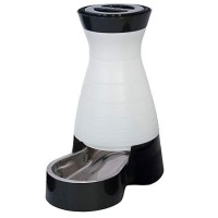 PetSafe Healthy Pet Gravity Feeder, Holds up to 4 pounds