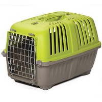 "Spree Plastic Carrier, Green 22"" L X 14"" W X 14"" H"