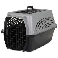 "Petmate 2 Door Top Load Kennel, 24"" L X 17"" X W X 15"" H"