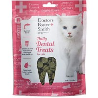 Drs. Foster and Smith Salmon Flavored Cat Treat, 5.5 oz.