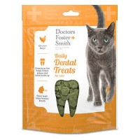 Drs. Foster and Smith Chicken Flavored Cat Treat, 5.5 oz.