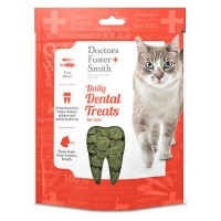 Drs. Foster and Smith Tuna Flavored Cat Treat, 5.5 oz.