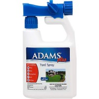 Adams Plus Flea & Tick Yard Spray, 32 oz.