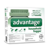 Advantage Household Fogger, Pack of 3 - 2 oz. cans