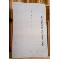 James Hardie HardieBacker 3 ft. x 5 ft. x 0.42 in. Cement Backerboard