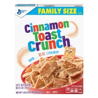 General Mills Cereal Cinnamon Toast Crunch