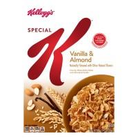 Kellogg's Special K Cereal Vanilla Almond