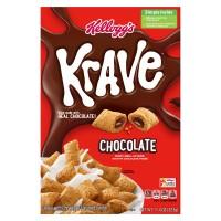 Kellogg's Krave Multigrain Cereal Chocolate