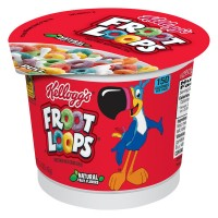 Kellogg's Cereal Froot Loops Cup