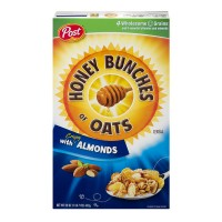 Post Honey Bunches of Oats Cereal with Crispy Almonds