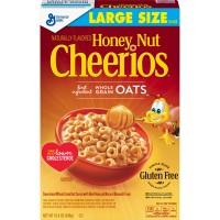 General Mills Honey Nut Cheerios Cereal Gluten Free