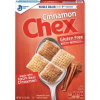 Chex Cereal Cinnamon Gluten Free