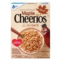 General Mills Cheerios Cereal Maple Gluten Free