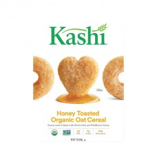 Kashi Oat Cereal Honey Toasted Organic