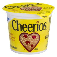 General Mills Cheerios Cereal Cup