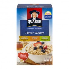 Quaker Instant Oatmeal Flavor Variety - 10 ct