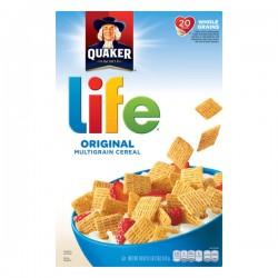 Quaker Life Cereal Original Multigrain