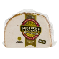 Kentucky Legend Turkey Breast 1/4 Oven Roasted Sliced Fully Cooked Fresh