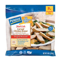 Perdue Short Cuts Carved Chicken Breast Original Roasted Fresh Gluten Free