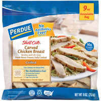 Perdue Short Cuts Carved Chicken Breast Grilled Fresh Gluten Free