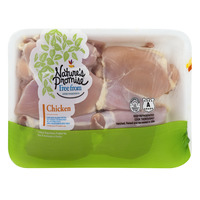 Nature's Promise Free from Chicken Thighs Boneless Skinless