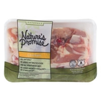 Nature's Promise Naturals Chicken Thighs Antibiotic Free Fresh