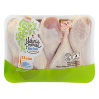 Nature's Promise Free from Chicken Drumsticks Antibiotic Free Fresh