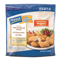 Perdue Breaded Chicken Breast Nuggets All White Meat Frozen