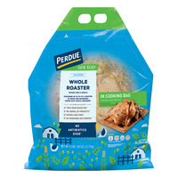Perdue Oven Ready Chicken Whole Seasoned Roaster in Cooking Bag Fresh