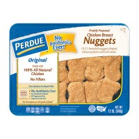 Perdue Breaded Chicken Breast Nuggets Original Fully Cooked