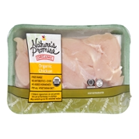 Nature's Promise Organic Chicken Breast Tenders Antibiotic Free Fresh