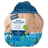 Perdue Chicken Whole Young Fryer Fresh